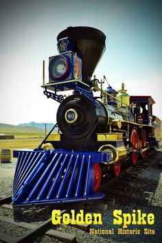 Tips for visiting Golden Spike National Historic Site | tipsforfamilytrips.com