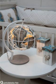 Perhaps the cutest lamp I've ever seen! Baby Bedroom, Kids Bedroom, Bedroom Decor, Spare Room, My Room, Brown Nursery, Its A Wonderful Life, Sweet Home, Home Appliances