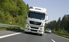 MAN truck HD Wallpaper