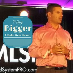 In-Depth article teaching how to make your first $1,000, how to grow to 7 figures and how to play bigger, enjoy! http://rayhigdon.com/3-suggestions-create-online-mlm-success/