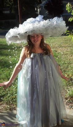 Rain Cloud Homemade Costume