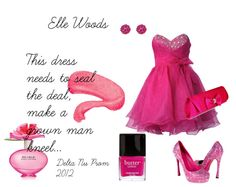 """Elle Woods from """"Legally Blonde: The Musical"""""""