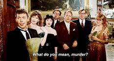 Search, discover and share your favorite Clue Movie GIFs. The best GIFs are on GIPHY. 80s Movies, Funny Movies, Great Movies, Awesome Movies, Comedy Movies, Watch Movies, Movie Gifs, Movie Quotes, Movie Tv