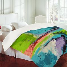 http://denydesigns.com/collections/duvet-covers-all-art/products/brooke-lynn-art-vibrance-duvet-cover
