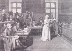 La mujer que provoco la revolución francesa Maria Antonieta