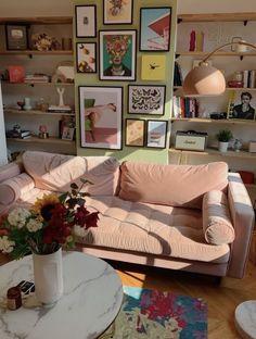 Living Room Decor, Bedroom Decor, Pretty Room, Aesthetic Room Decor, Cool Rooms, Home Decor Inspiration, Decor Ideas, House Rooms, Decoration