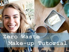 Video // Zero Waste Beauty Routine