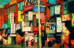 Toronto Chinatown (Canada, ON)