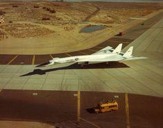 North American Aviation XB-70 Valkyrie, 1965