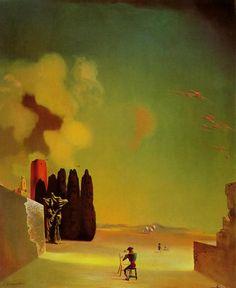 명작갤러리 - mission - 살바도르 달리(Salvador Dali)