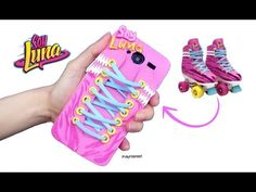 DIY MINNIE MOUSE PHONE CASE - HOW TO MAKE A FOAM CASE - Isa ❤️ - YouTube