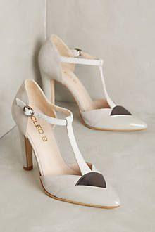 Cleo B Aria Heels