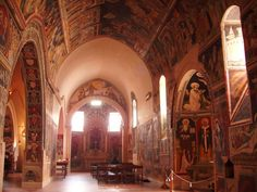 #salentoheritage #salentowebtv un viaggio tra i musei del #salento info http://it.cathopedia.org/wiki/Museo_del_Tesoro_di_Santa_Caterina_d'Alessandria_di_Galatina
