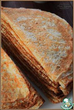 ЗАВАРНЫЕ БЛИНЫ Блинчики получаются очень тоненькие, ажурные, мягенькие и вкусные. Одинаково вкусны если готовить их на молоке, кефире, ряженке или простокваше