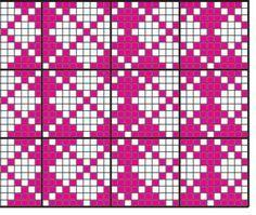 fair isle knitting free charts - Google zoeken