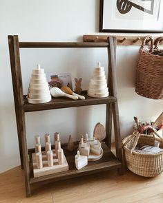 In the studio (in my flat ) . Montessori Room, Wooden Toys, My Design, Folk, Studio, Happy, Handmade, Instagram, Home Decor
