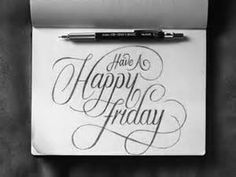 Happy Friday :)