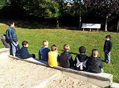 Ecole maternelle de la Fontaine: Le Grand Conseil...