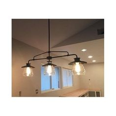 Vintage-Hanging-Light-Pendant-Industrial-Adjustable-Fixture-Lamp-Island-Kitchen