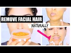 Permanent Hair Removal At Home - Naturally! - (Ancient Burmese Secret)    SuperWowStyle - YouTube