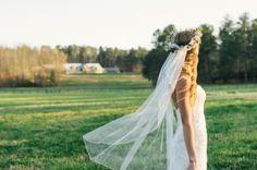 Vintage Rustic Bride