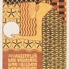 Secession Coffret à Bijoux Frauenkopf art nouveau Mucha