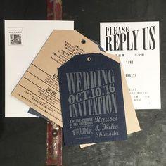 先日のパーティの招待状。 「デニム」「アパレル」をキーワードに、 ドレスコードでもあるデニムを使って お洋服についているタグをイメージして つくりました。 #trunkbyshotogallery #ウエディング #結婚式 #結婚式場 #デコレーション #instagood #オリジナル #ペーパーアイテム #プレ花嫁 #結婚式準備 #weddingtbt #雑貨 #インテリア #ウエディングアイテム #ブライダル #卒花嫁 #卒花 #2016夏婚 #2016秋婚 #2016冬婚 #2017春婚 #デニム #デニム生地 #タグ #アパレル #招待状 #ドレスコード #ドレスコードはデニム #denim #レーザーカッター