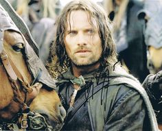 Viggo Mortensen  Aragorn from Lord of the Rings