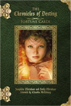 The Chronicles of Destiny Fortune Cards: Josephine Ellershaw, Emily Ellershaw, Claudia McKinney: 9780764346248: Amazon.com: Books