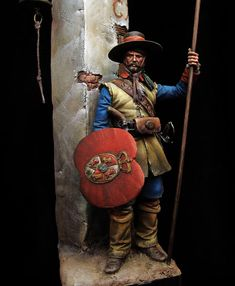 Alta California, California History, Landsknecht, Conquistador, Le Far West, Figure Model, Reference Images, Military History, Figure Painting