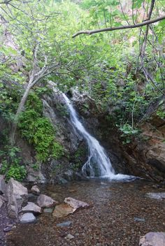 Hiking to Holy Jim Falls (Trabuco Canyon)