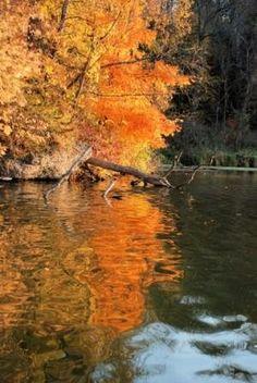 Galena, IL  In the fall.