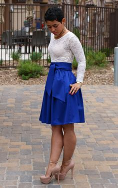DIY Regal Skirt and lace-bodysuit. Look Fashion, Diy Fashion, Womens Fashion, Do It Yourself Fashion, Bodysuit Fashion, Lace Bodysuit, Fashion Sewing, Dress Me Up, Her Style