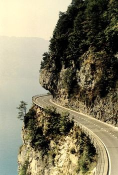 I really want to drive this Swiss Alps road. My wife really really really does not.