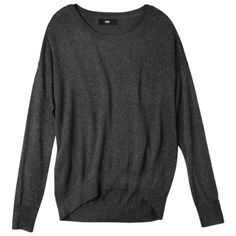 In Size Medium, found at Target    http://www.target.com/p/mossimo-womens-lurex-shine-sweater-assorted-colors/-/A-14232728#prodSlot=medium_1_4=black sparkle sweater