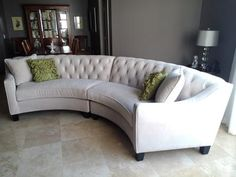 riemann curved tufted sectional sofas and loveseats living room furniture