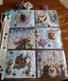 Frozen PL Made with puzzles. 2017