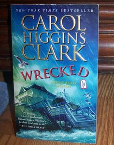 WRECKED by Carol Higgins Clark PB Book Mystery Thriller *~ Combine Shipping $1 ~* @Listia.com