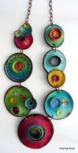 Risultati immagini per enamel jewellery
