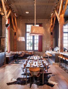 Michael Chirarello's new Spanish restaurant~delish!
