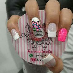 Cute Nails, My Nails, Sparkle Nails, Practical Gifts, Nail Decorations, Fancy Pants, Cool Nail Art, Nails Inspiration, Beauty Nails