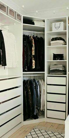 Corner wardrobe More