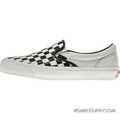 7870a8b8fd Vault By Vans OG Classic Slip-On LX