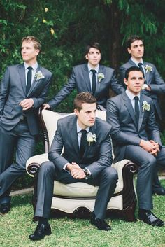 Awesome Wedding Poto Ideas with Your Groomsmen - Love this