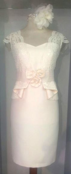 Vestido Novia #fiesta #madrinas #novias #moda2014 #fashion #moda #dress #partydress #wedding