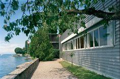 Villa Le lac, Corseaux, Le Corbusier, 1923