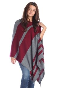 Can't wait to get my 27 Miles Malibu Lexi Poncho in a couple of weeks!  Cozy + chic!