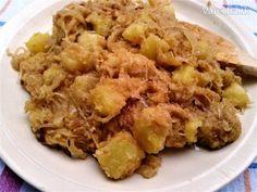Bieda (fotorecept) - Recept Chicken, Meat, Food, Essen, Meals, Yemek, Eten, Cubs