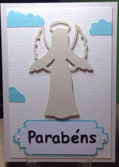 Cartão anjo