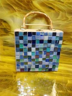Mosaic Tile Mania has the world's largest selection of hand cut, stained glass mosaic tiles.  Please visit us!